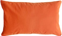 Stiletto Living Sarung Bantal / Cushion Cover / Rectangle - Orange 50x30cm