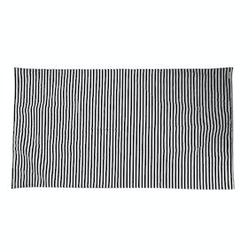 Stiletto Living Karpet Kanvas / Canvas Rug - Zebra