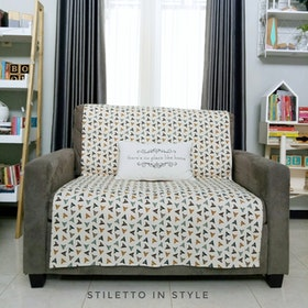 Stiletto Living Alas sofa / cover sofa - Boomerang