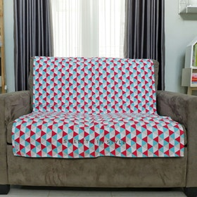 Stiletto Living Alas sofa / cover sofa - Triangle Tosca Red