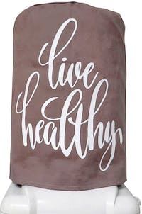 Stiletto Living Sarung Galon / Cover Galon - Life Healthy Grey