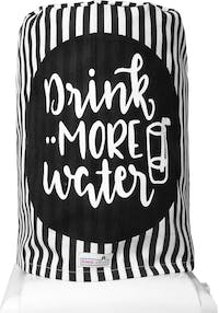 Stiletto Living Sarung Galon / Cover Galon - Drink More Zebra
