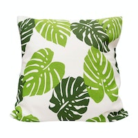 Stiletto Living Sarung Bantal Sofa / Cushion Cover - Monstera