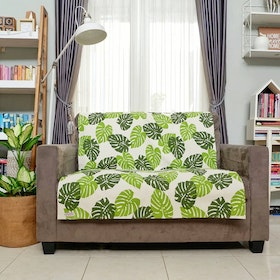 Stiletto Living Pelapis Sofa / Alas Sofa / Cover Sofa - Monstera