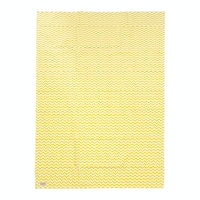 Stiletto Living Pelapis Sofa / Alas Sofa / Cover Sofa - Yellow Chevron