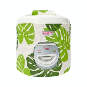 Stiletto Living Sarung Rice Cooker / Cover Magic Com - Monstera