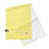 Stiletto Living Sarung Oven / Cover Oven - Yellow Chevron