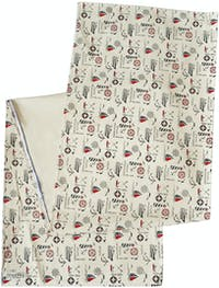 Stiletto Instyle Table Runner Nautical