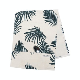 Stiletto Living Cover Oven / Cover Microwave - Palm Leaf Army