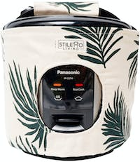 Stiletto Living Cover Magic Com / Cover Rice Cooker - Palm Leaf Army