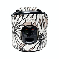 Stiletto Living Cover Magic Com / Cover Rice Cooker - Sun Flower Brown