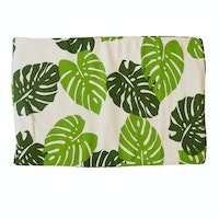 Stiletto Living Floor Cushion / Alas Duduk / Bantal Lantai - Monstera