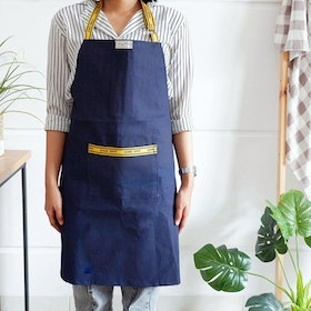 Stiletto Living Apron Fullbody / Celemek - Denim