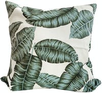 Stiletto Living Sarung Bantal Sofa / Cushion Cover - Green Leaf