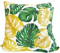 Stiletto Living Sarung Bantal Sofa / Cushion Cover - Monstera Kuning