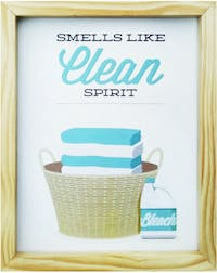 Stiletto In Style Wall Decor / Poster Printing - 25 X 30 - Clean Spirit