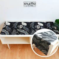Stiletto Living Table Runner / Taplak Meja - Black Forrest