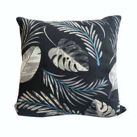 Stiletto Living Cushion Cover / Sarung Bantal - Black Forrest