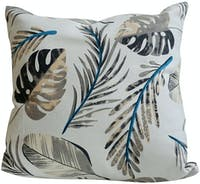 Stiletto Living Cushion Cover / Sarung Bantal - White Forest