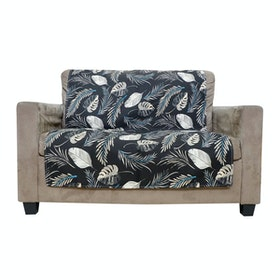 Stiletto Living Alas sofa / cover sofa - Black Forrest