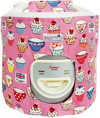 Stiletto In Style Cover Rice Cooker Pinky Cupcakes
