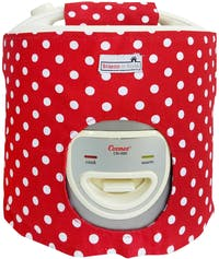 Stiletto In Style Cover Rice Cooker Polkadot Merah