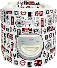 Stiletto In Style Cover Rice Cooker London