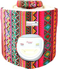 Stiletto In Style Cover Rice Cooker Tribal Pink