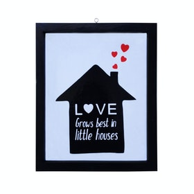 Stiletto In Style Wall Decor / Poster Printing - 25 X 30 - Rumah Cinta