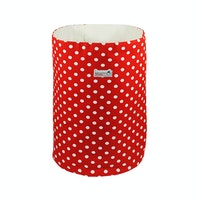Stiletto In Style Large Storage - Polkadot Merah