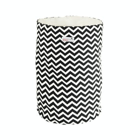 Stiletto In Style Large Storage - Black Chevron