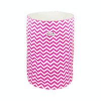 Stiletto In Style Large Storage - Pink Chevron