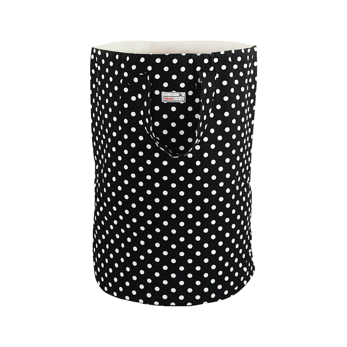 Stiletto In Style Extra Large Storage - Polkadot Hitam