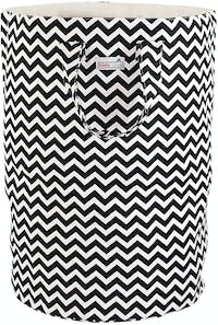 Stiletto In Style Extra Large Storage - Black Chevron