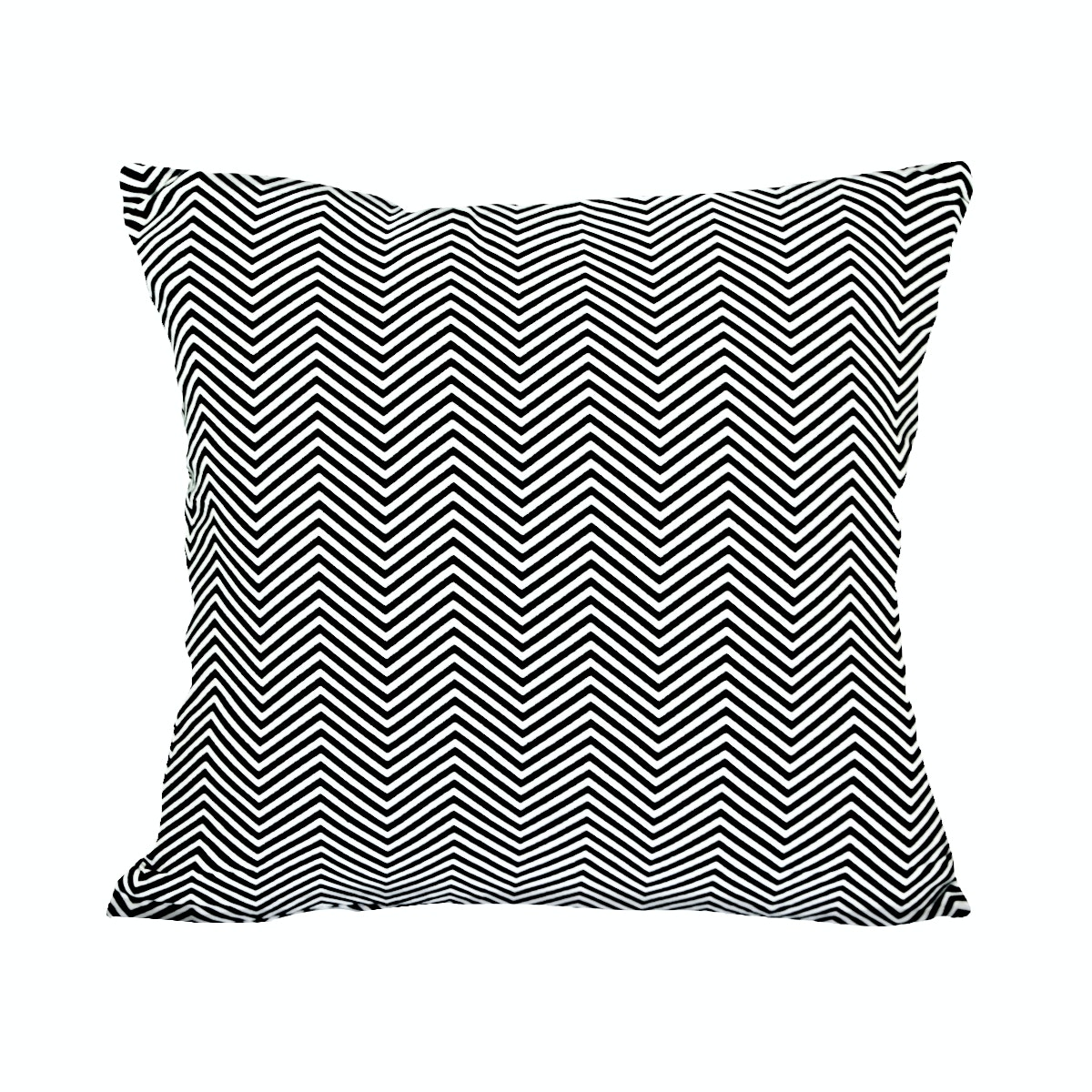 Stiletto Living Cushion Cover / Sarung Bantal Monokrom - Bw Heringbone