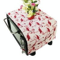 Stiletto Living Cover Microwave / Cover Oven - Flamingo