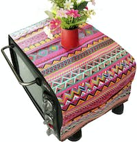 Stiletto Living Cover Microwave / Cover Oven - Tribal Pink