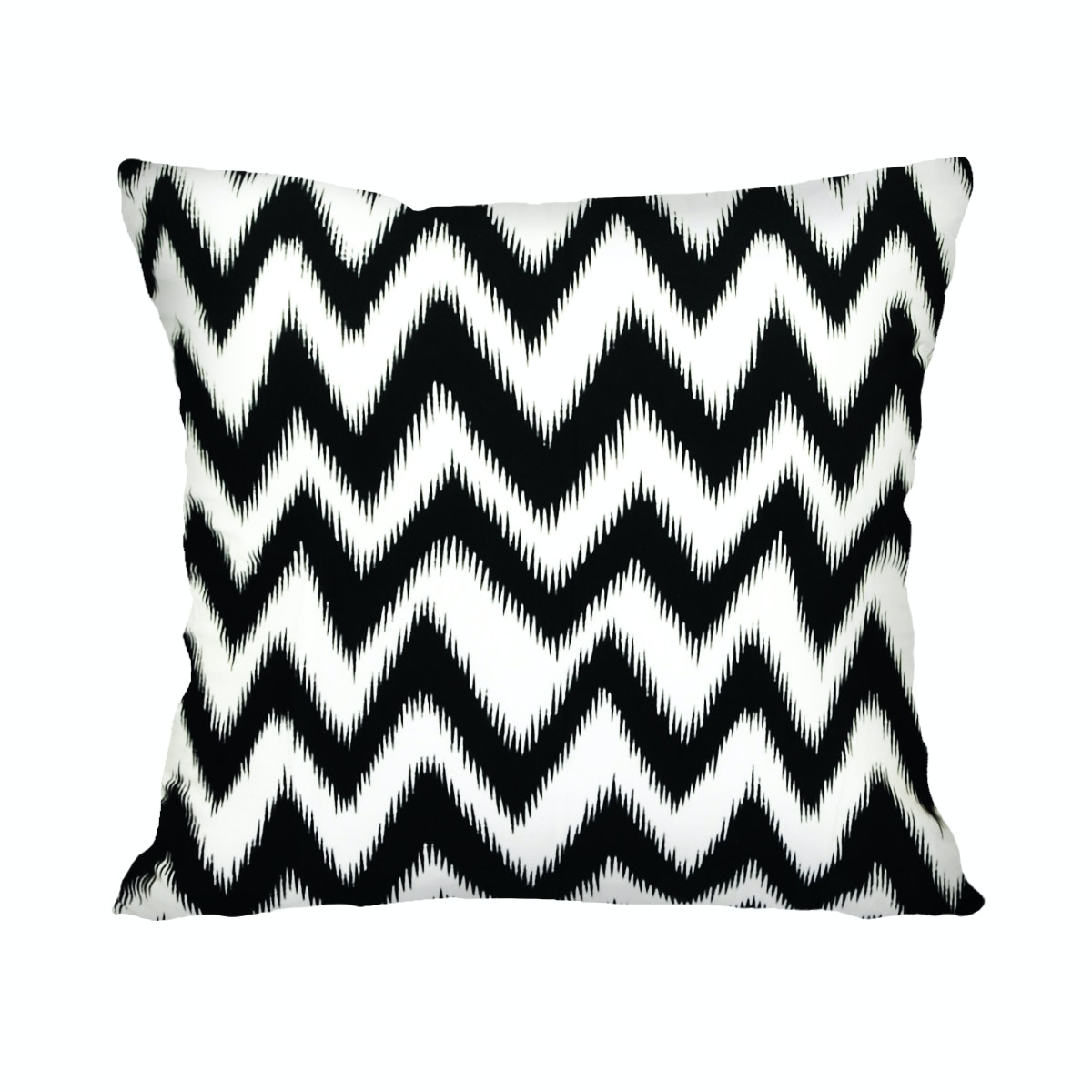 Stiletto In Style Cushion Cover / Sarung Bantal Monokrom - Bw Rangrang