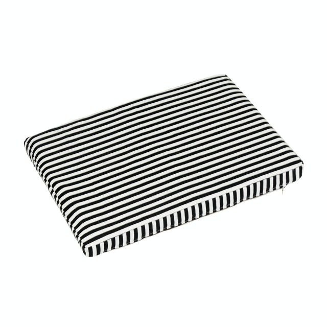 Stiletto Living Floor Cushion / Alas Duduk - Zebra