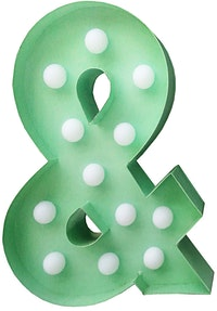 Sonja Lamp Ampersand Lamp Tosca