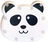 Sonja Lamp Panda Marquee Light