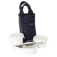 Saint James Premium Tableware Minky Slim Lunch Set 3pcs