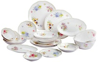 Saint James Premium Tableware Esly 2 National Dinning Set 20pcs
