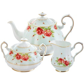Saint James Premium Tableware The Rose Tea Set 5pcs