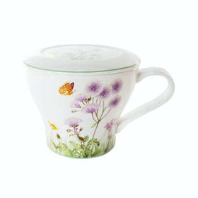 Saint James Premium Tableware Blade Violet Mug Set 2pcs