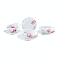 Saint James Premium Tableware Chloe Coffee Set 8pcs