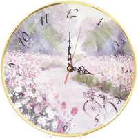 Saint James Premium Tableware Cosmos Clock Plate
