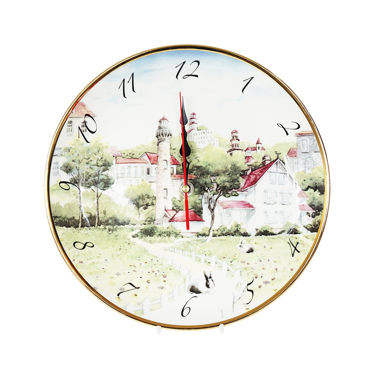 Saint James Premium Tableware House 2 Clock Plate