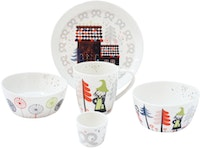 Saint James Premium Tableware Hangel & Gretel Kid Set 5pcs