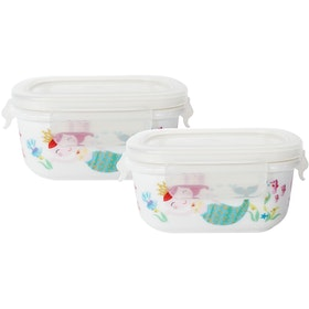 Saint James Premium Tableware Mermaid Princess Zen & Lock Kid